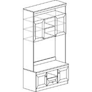 Шкаф многоцелевой 610 Инна
