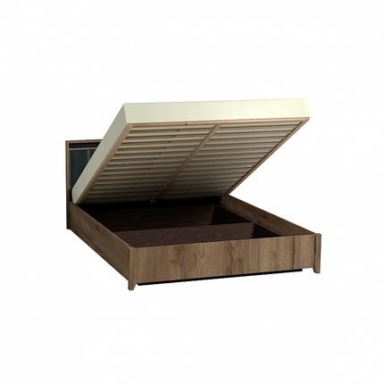 Кровать Люкс с подъемным механизмом Натура 306