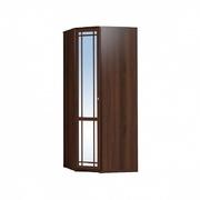 Шкаф угловой с зеркалом Шерлок 10