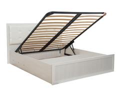 Кровать двойная Ника-Люкс с подъем механизмом