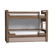 Кровать двухъярусная Натура 90