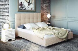 Кровать интерьерная с латами Сонум найс беж