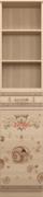Шкаф стеллаж Квест 21