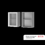 Шкаф настенный 1-дверный со стеклом 5В2 ТН