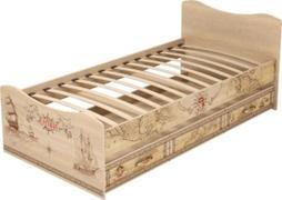 Кровать с ящиком Квест 04