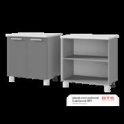 Шкаф-стол рабочий 2-дверный 8Р1 ТН