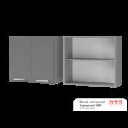 Шкаф настенный 2-дверный 8В1 ТН