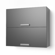 Навесной шкаф 800 горизонтальный 8ВГ ЛБДП