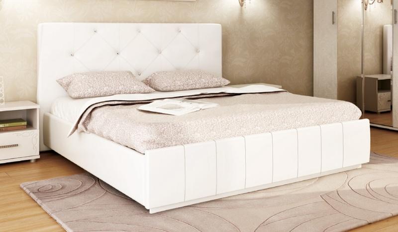 Кровать Лина с подъемным механизмом 1400*2000 - фото товара