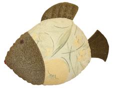 Подушка Рыба