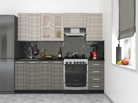 Модульная кухня Бомбей