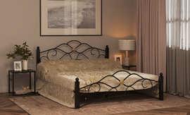 Кровать кованая Гарда 3
