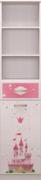 Шкаф стеллаж Принцесса 21