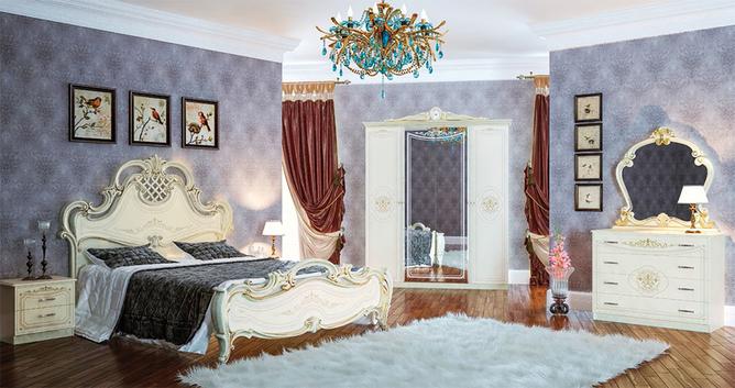 Спальный гарнитур Грация