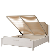 Кровать с подъемным механизмом Адель 455