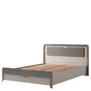 Кровать 1600 с подъемным механизмом Фьорд 156