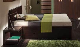 Кровать Гипер с пм венге