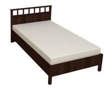 Кровать Шерлок Люкс 900 орех