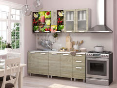 Кухонный гарнитур Санрайс
