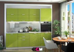 Модульная кухня Глория олива