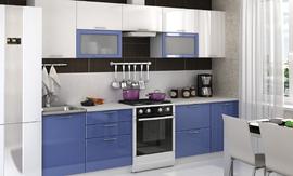 Модульная кухня Ксения Сизый