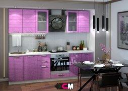 Модульная кухня Линда фиолет