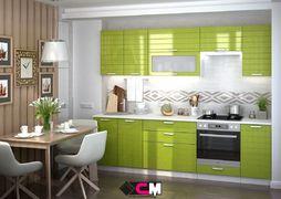 Модульная кухня Линда олива