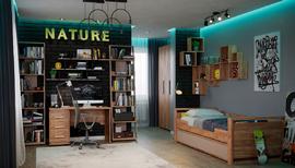 Мебель для детской Натура