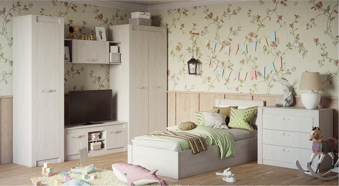 Модульная спальня Монако