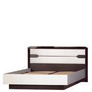 Кровать с мягким изголовьем Ронда