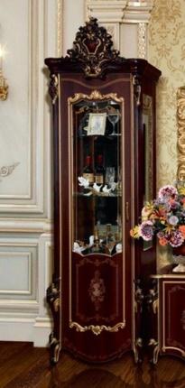 Шкаф 1-дверный ГШ-01 Шейх левый