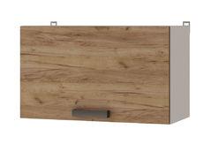Шкаф настенный хлебница 6Х1 Крафт