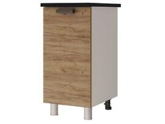 Шкаф-стол рабочий 1-дверный 4Р1 Крафт