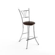 Барный стул Трилогия коричневый-030