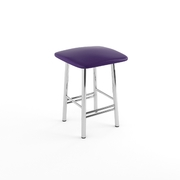 Табурет Кухонный фиолетовый-873