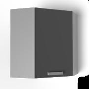 Угловой шкаф под сушку 600х600 угол скос УС2 ЛБДП