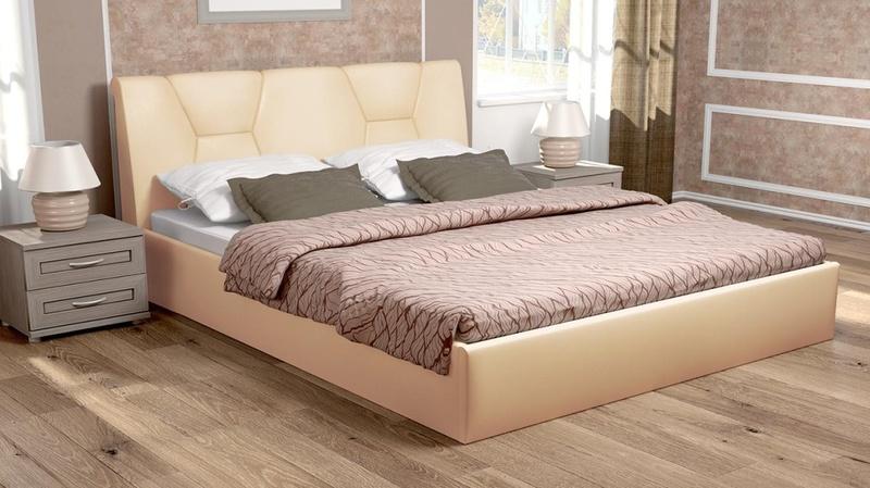 Фото товара Кровать Соната с подъемным механизмом 1600*2000