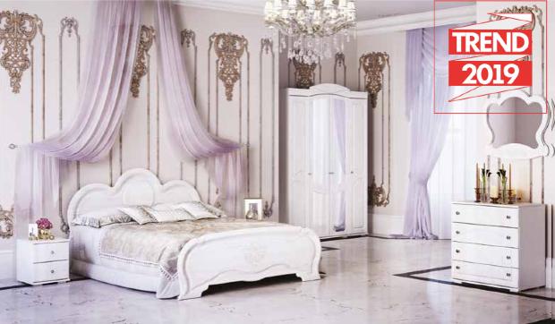 Спальный гарнитур Филадельфия - фото товара