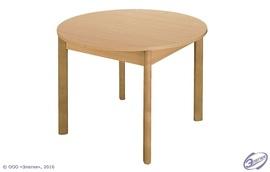 Стол обеденный круглый раздвижной из комплекта СКБ