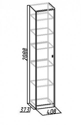 Шкаф для белья Комфорт 7 - фото товара