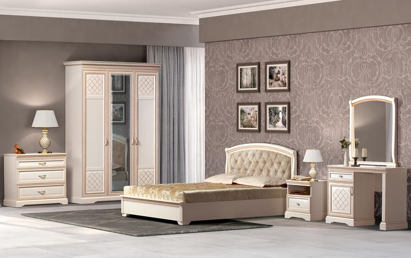 Спальный гарнитур Парма - фото товара