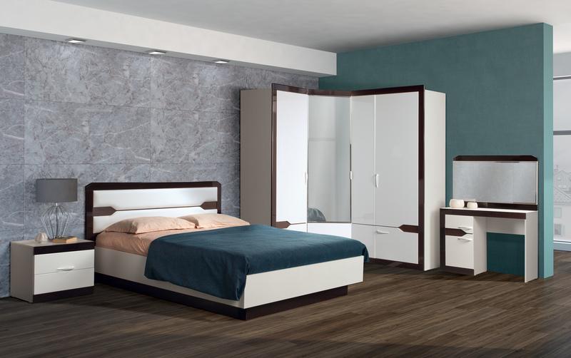 Спальный гарнитур Ронда - фото товара